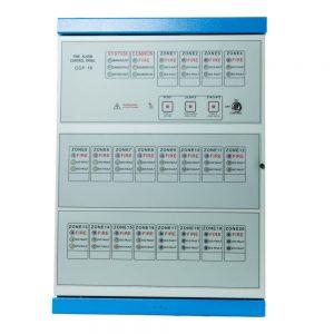 Control Panel Zone 16