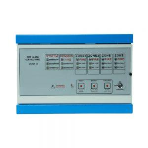 Control Panel Zone 2