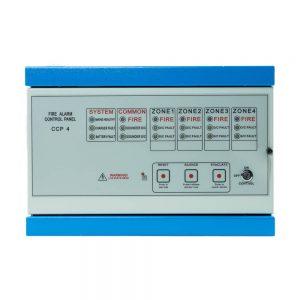 Control Panel Zone 4