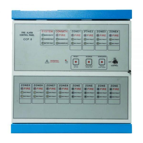 Control Panel Zone 8