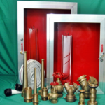 Fire Hose Cabinet and Accessories