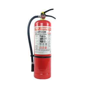 Stech Fire Extinguisher